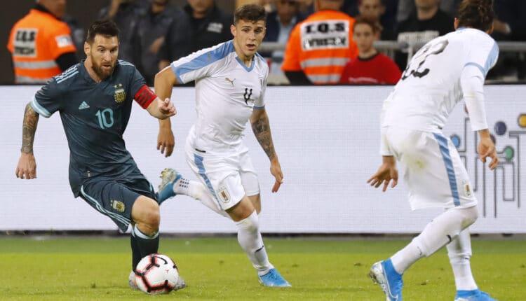 موعد مباراة منتخب الأرجنتين والأوروغواي في كوبا أمريكا