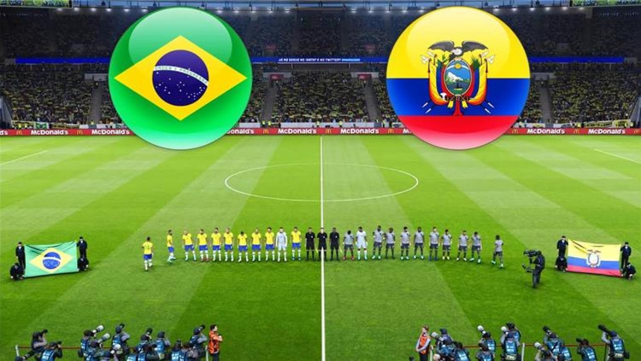 تعرف على موعد مباراة البرازيل والإكوادور في كوبا أمريكا والقنوات الناقلة