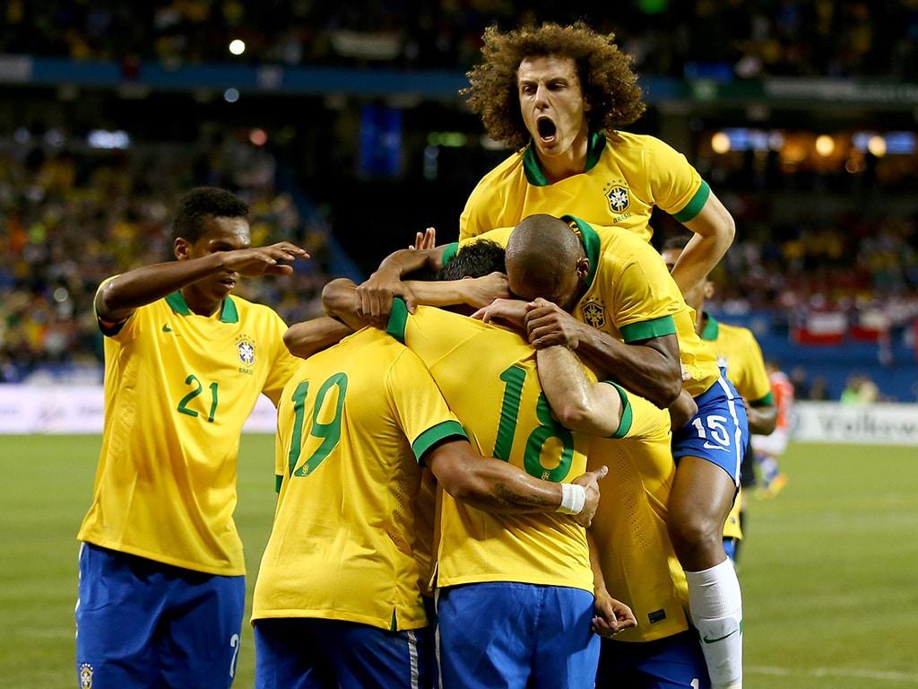 مباراة منتخب البرازيل وفنزويلا في افتتاح كوبا أمريكا