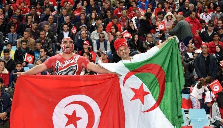 مباراة منتخب الجزائر وتونس
