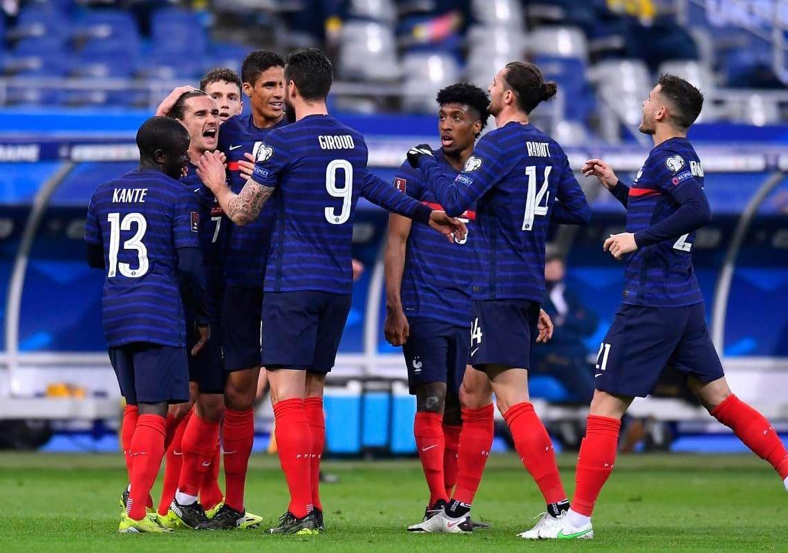 مباراة منتخب فرنسا والبرتغال في بطولة اليورو
