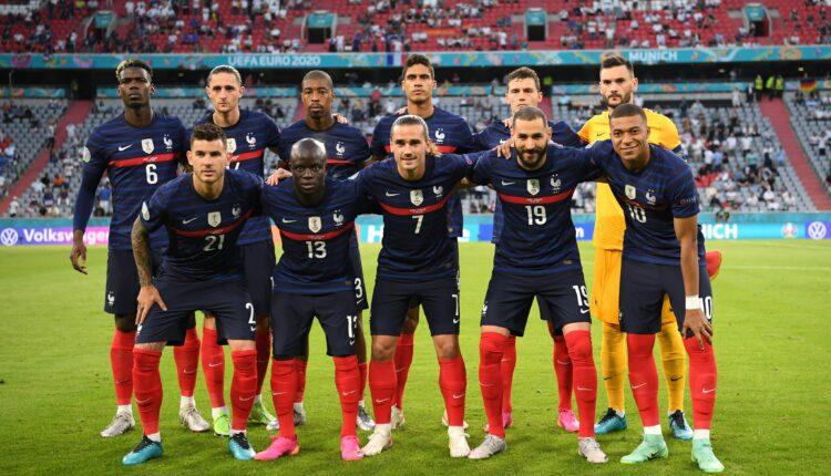 مباراة منتخب فرنسا وهنغاريا