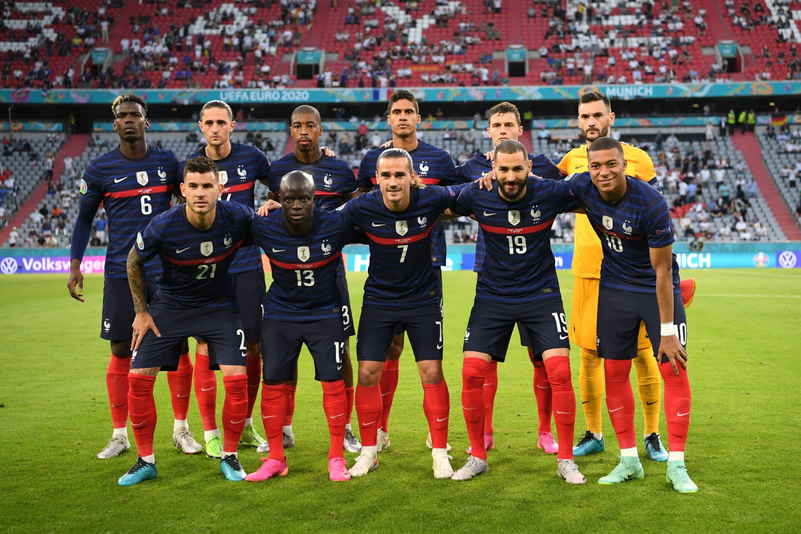 موعد مباراة منتخب فرنسا وهنغاريا اليوم في اليورو والقنوات الناقلة