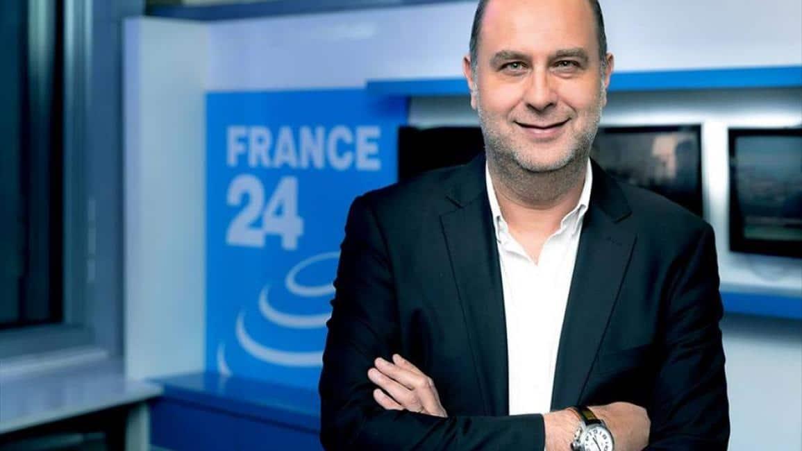 (فرانس 24) توقف رئيس تحريرها المصري نبيل الشوباشي إضافة إلى مذيع تونسي بسبب التحرش والتنمر