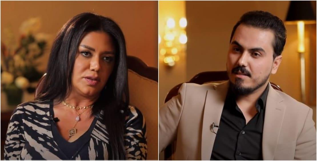 نزار الفارس يتوعد رانيا يوسف بعد حفظ البلاغ المقدم منها ضده