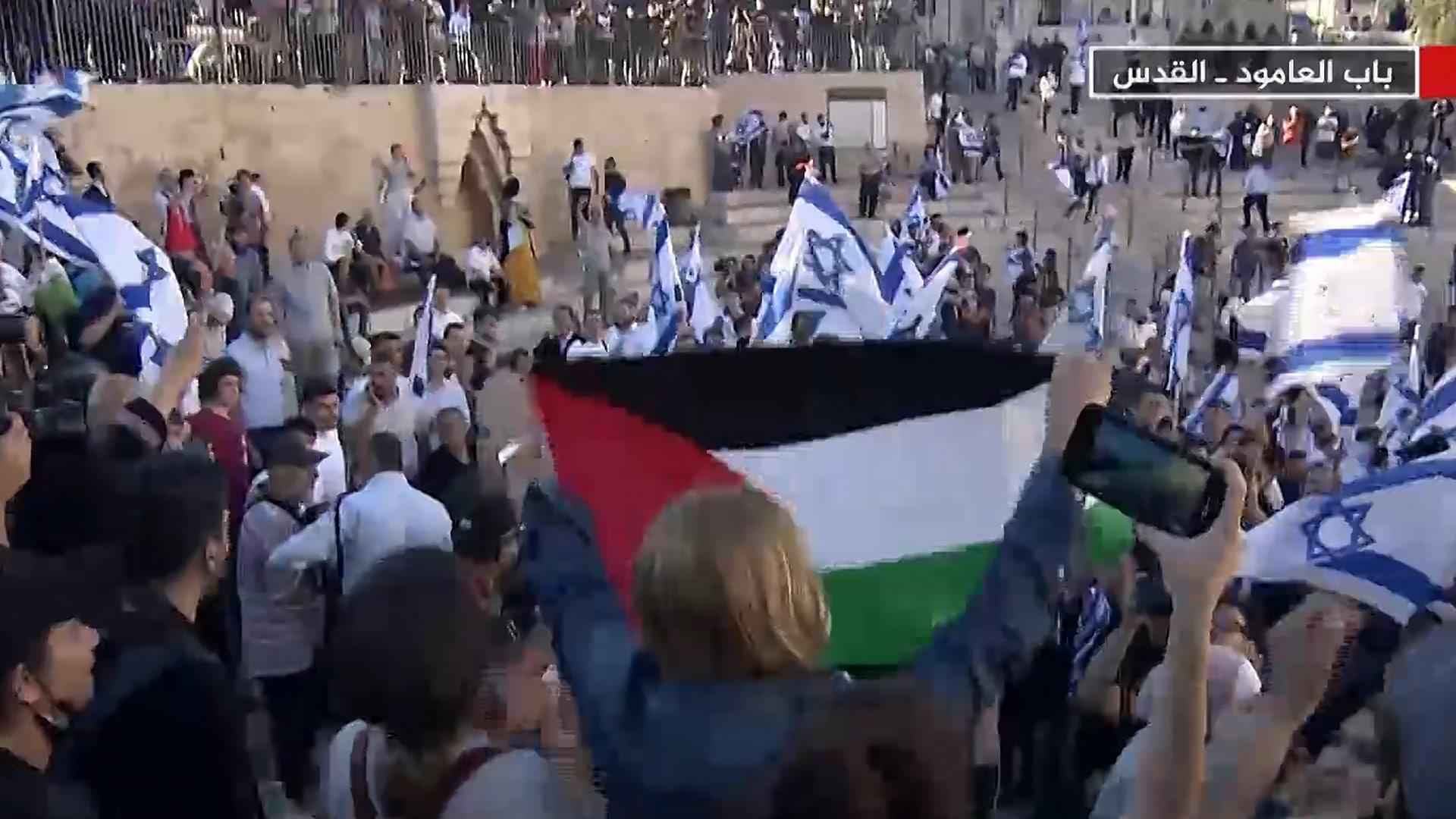 هالة أبو غربية تتحدى الاحتلال