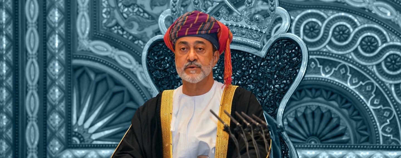 هيثم بن طارق سلطان سلطنة عمان