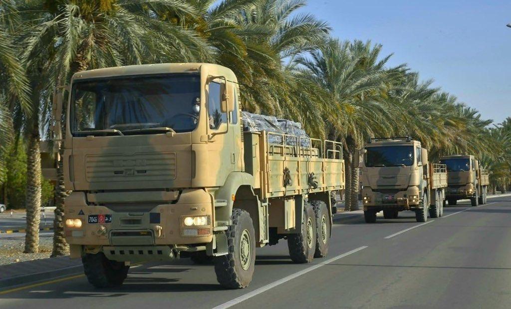 وزارة الدفاع العمانية تعلن عن وظائف