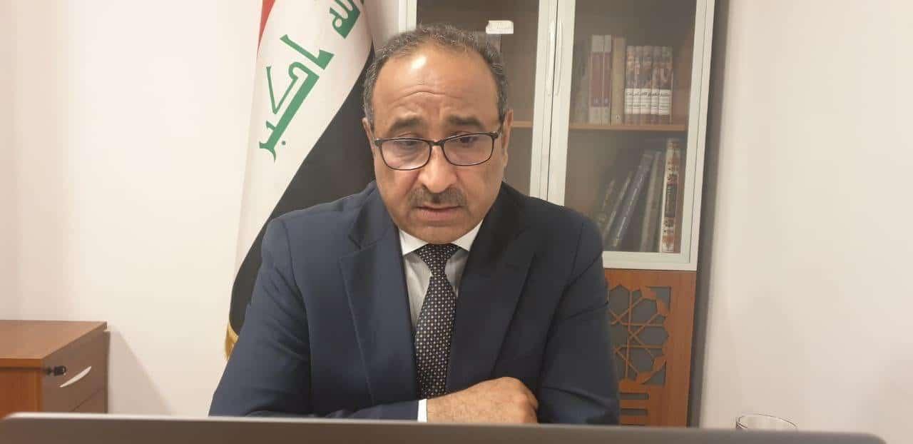 وزير الثقافة العراقي