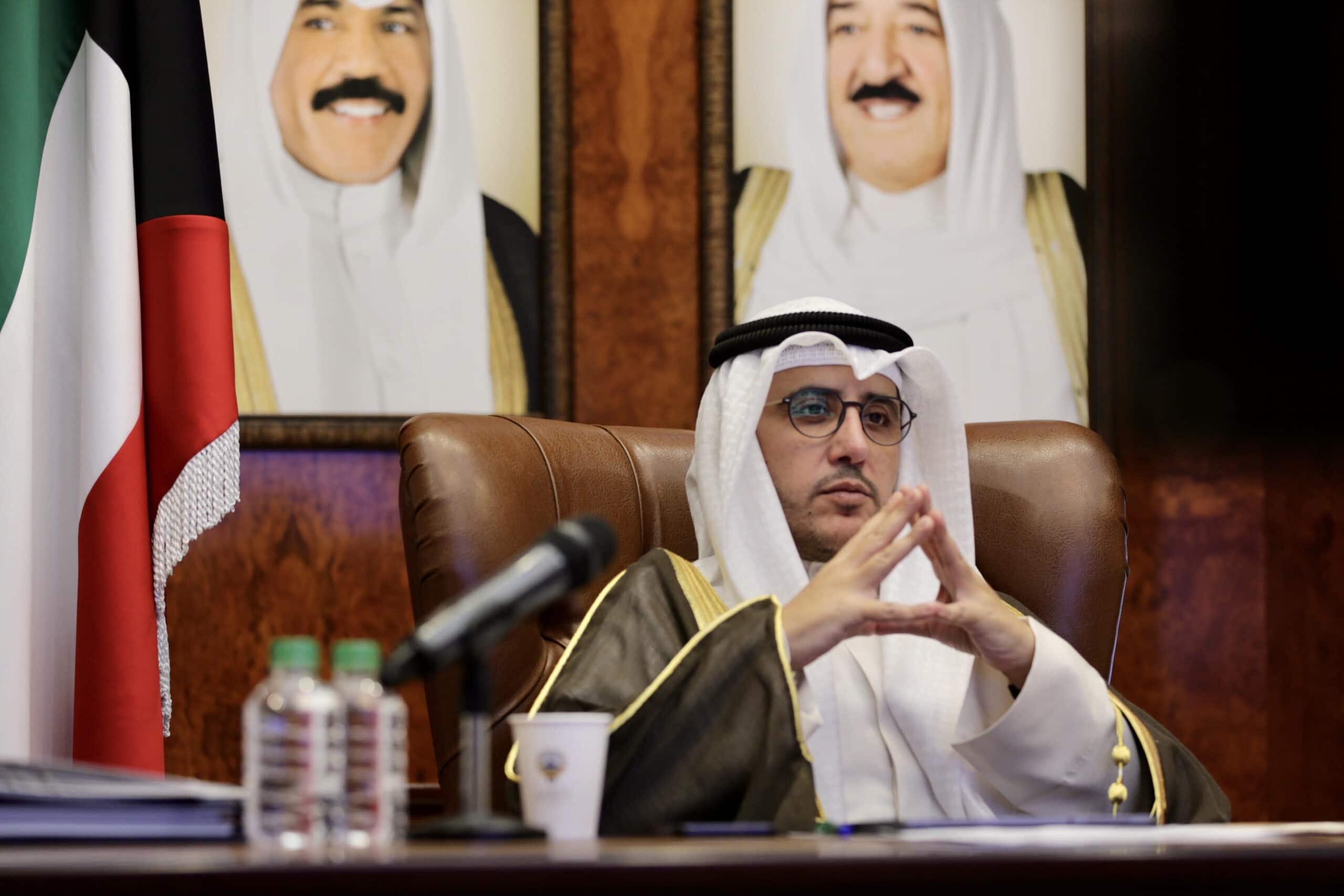 وزير خارجية الكويت يتحدث عن دور السعودية في تحرير بلاده