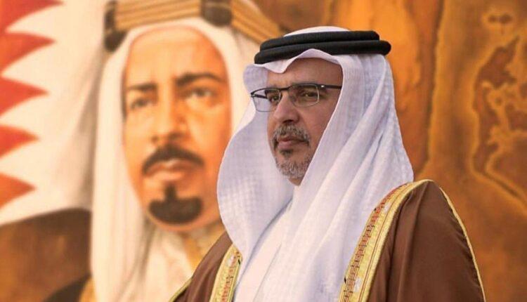 ولي عهد البحرين الأمير سلمان بن حمد آل خليفة
