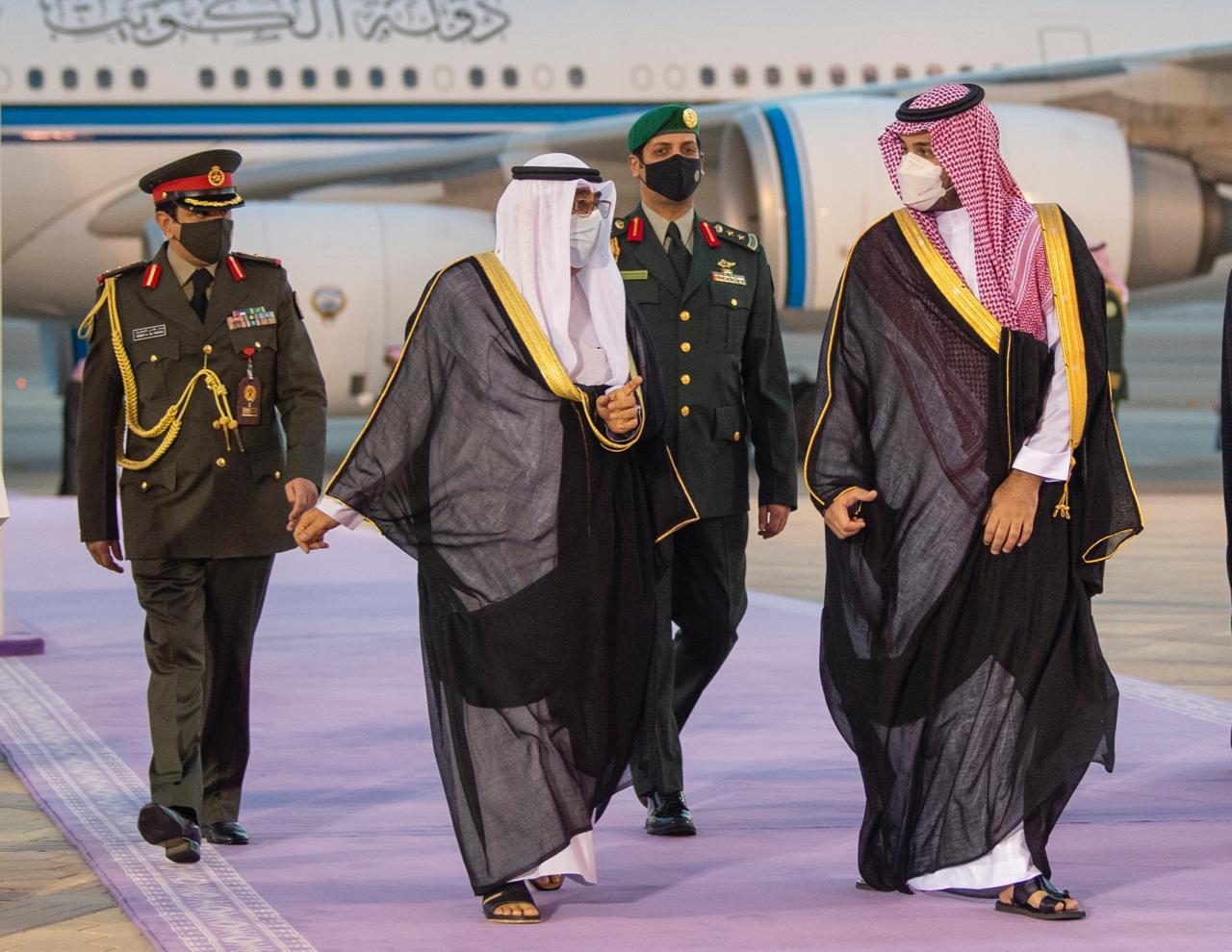هل طلب ولي عهد الكويت من ابن سلمان المساعدة في حل مجلس الأمة وتدخل درع الجزيرة
