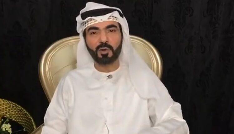 اليوتيوبر رعد شلال ينتقد سفير الامارات