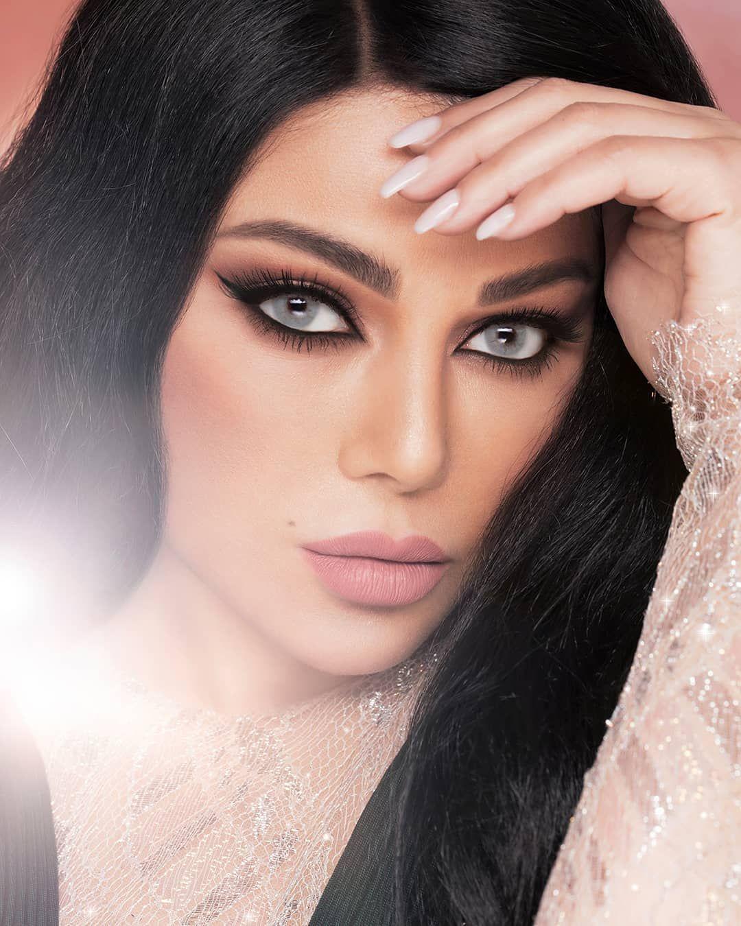 Haifa Wehbe in her last photo session