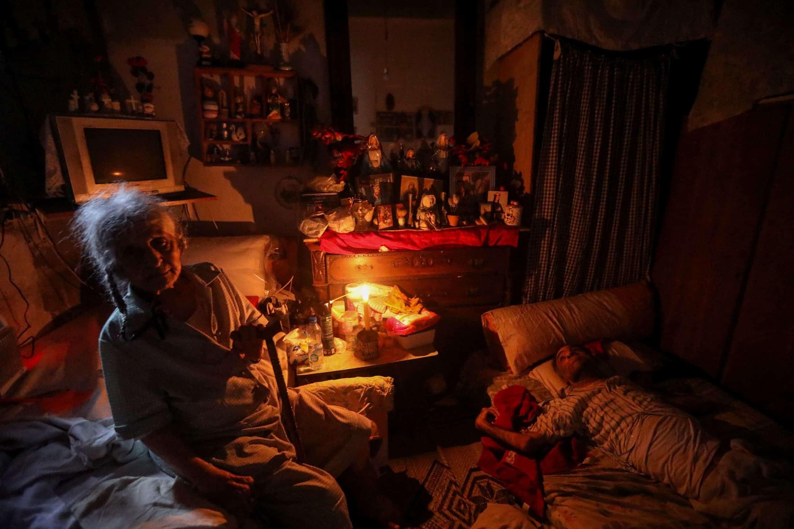 أزمة الكهرباء في بيروت