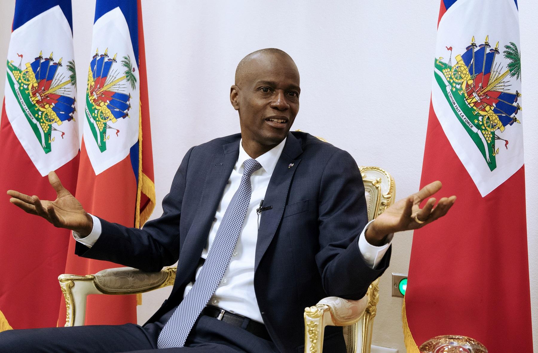 أول فيديو لاغتيال رئيس هايتي في مقر إقامته برصاص مجهولين عبر حيلة شيطانية (شاهد)