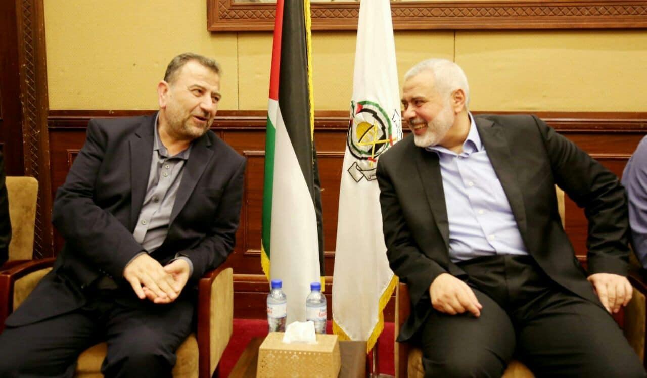 إسماعيل هنية رئيسا لمكتب حماس السياسي لدورة جديدة حتى 2025