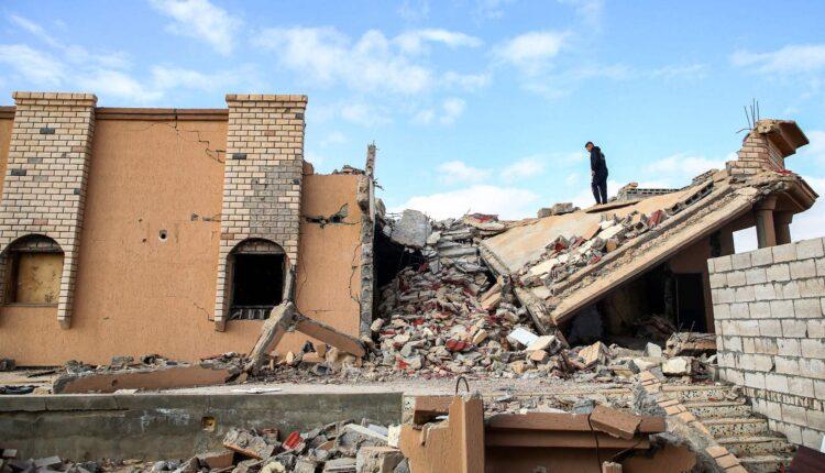 آمال إعادة إعمار ليبيا تتعارض مع الواقع على الأرض