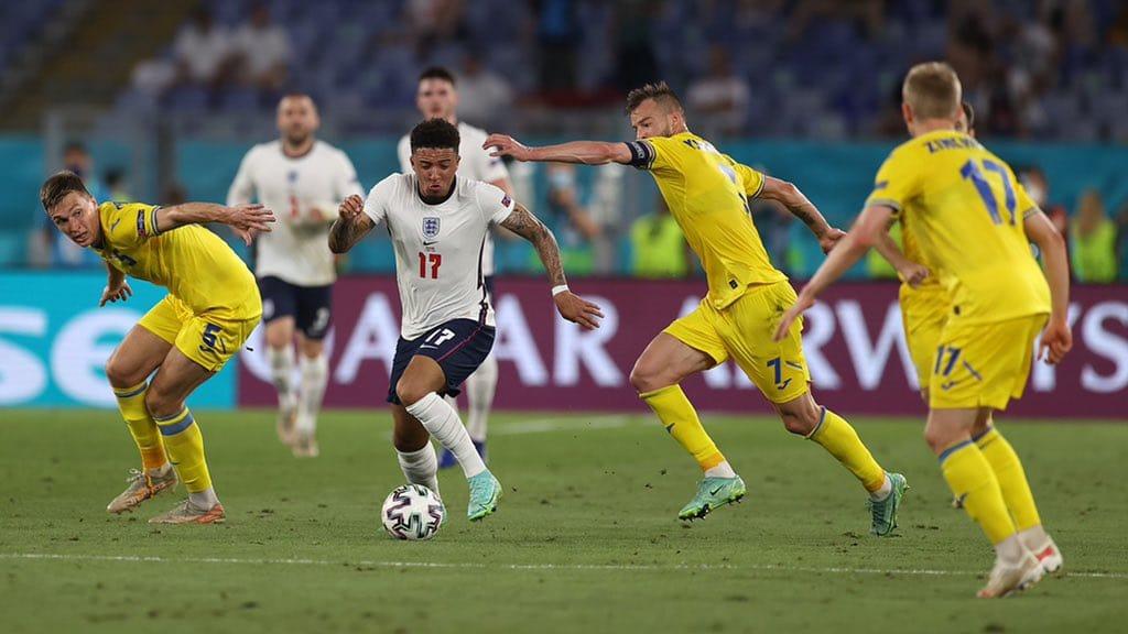 إنجلترا تكتسح أوكرانيا بهزيمة مذلة وتتأهل إلى النصف النهائي من اليورو (شاهد)