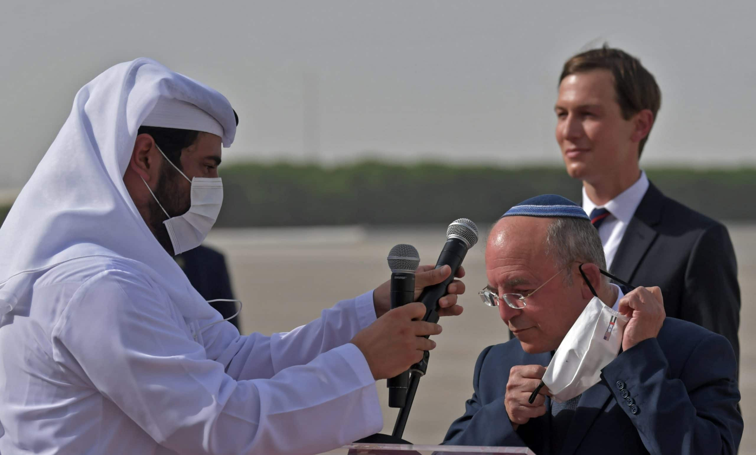 إسرائيل تعيد النظر في اتفاقية النفط مع الإمارات