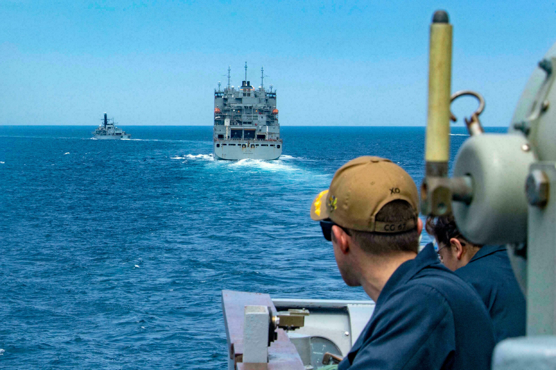 إيران تعترف بمسؤوليتها عن استهداف السفينة الإسرائيلية