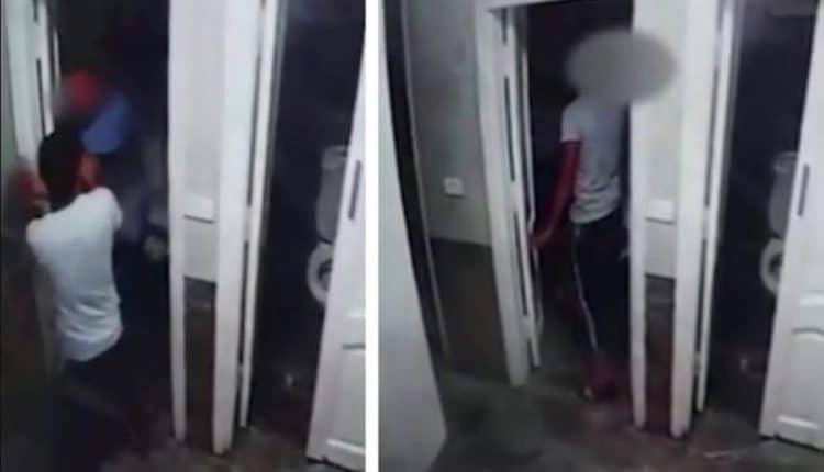 الاعتداء على طفل من ذوي الاحتياجات الخاصة في دار الأيتام في مصر