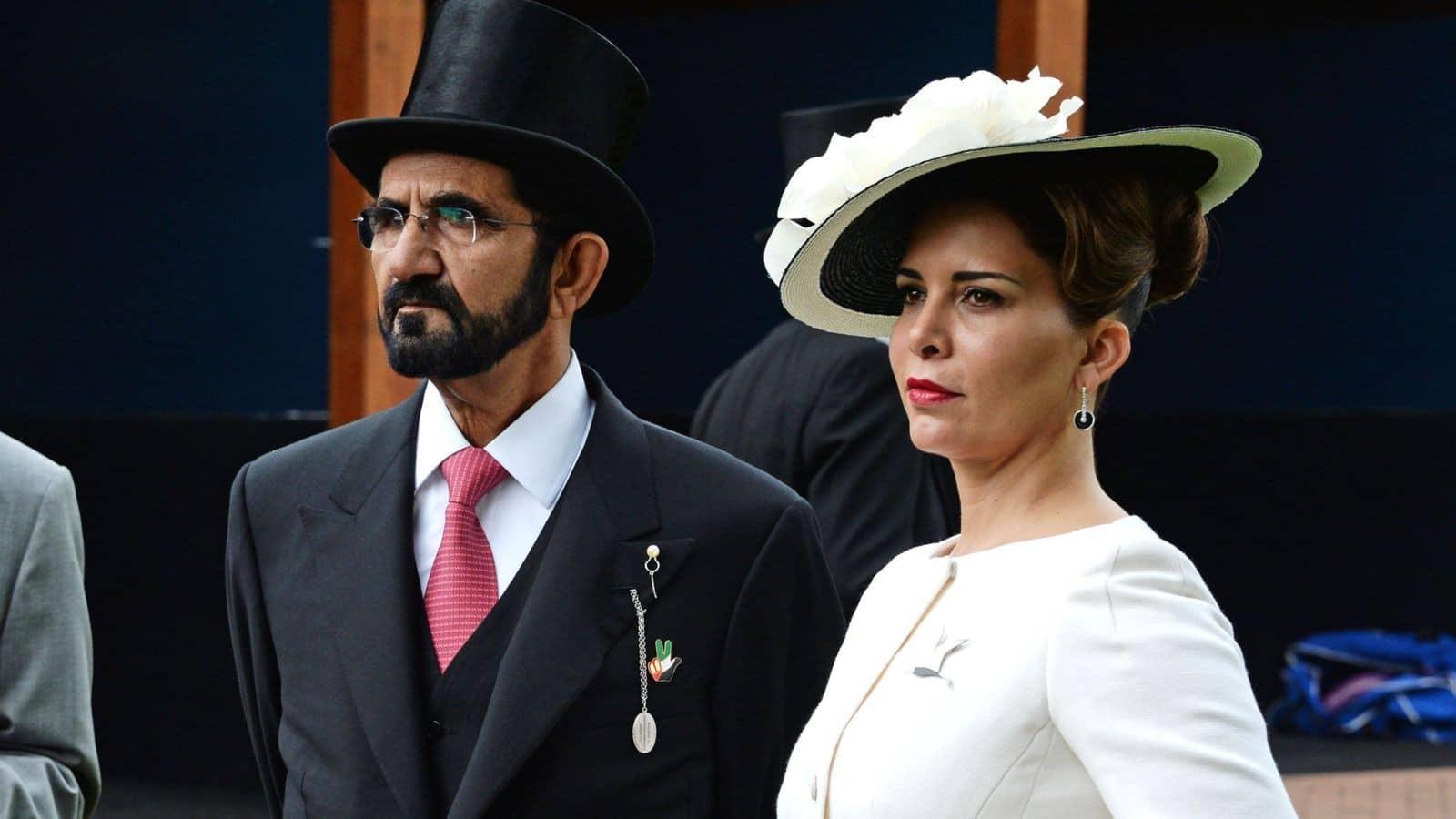 الإمارات تجسست على الأميرة هيا والشيخة لطيفة
