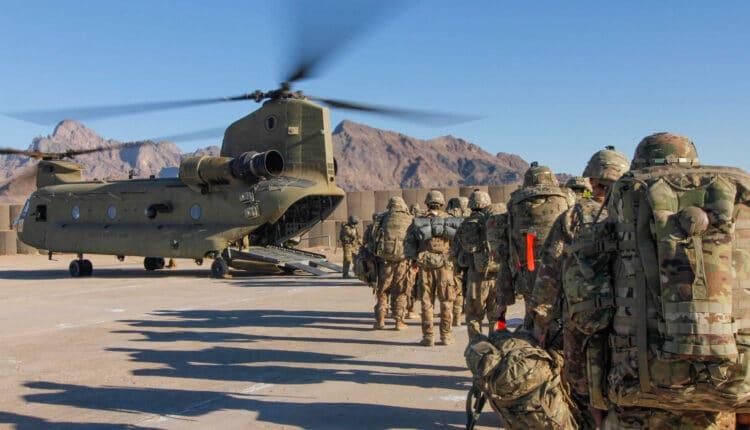 معلومات عن القوات الأمريكية في أفغانستان مع اقتراب الإنسحاب