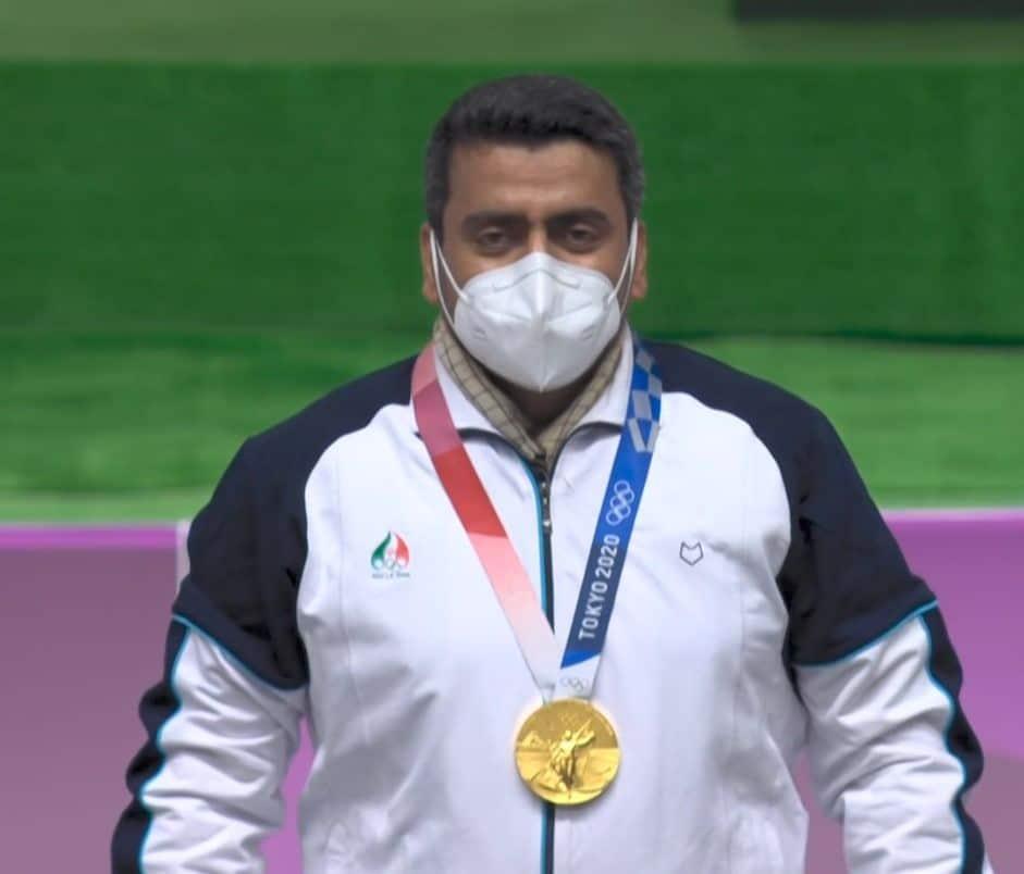 إيران وحصد أولى الميداليات الذهبية في أولمبياد طوكيو