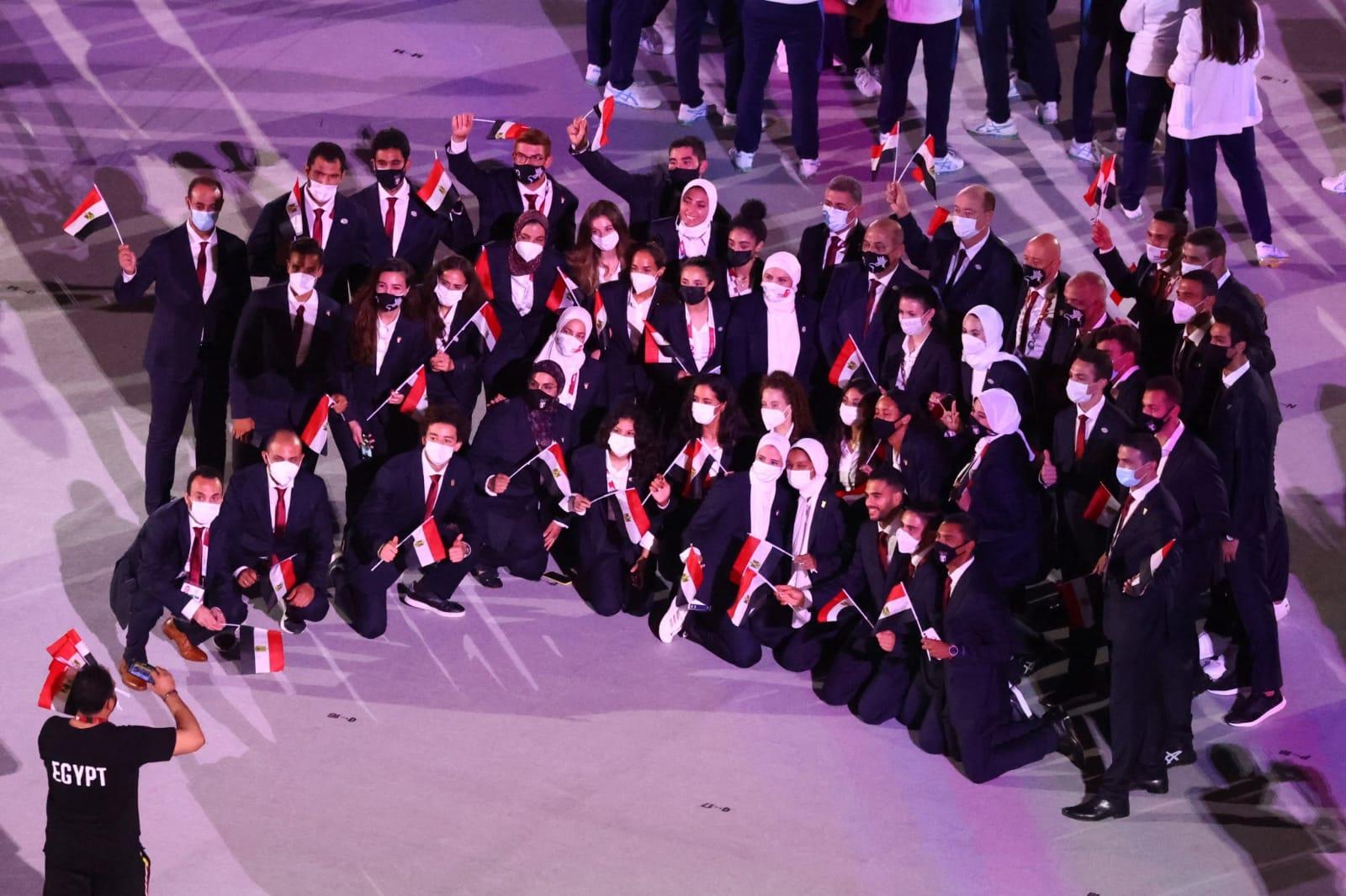 ميديو وانتقاد الزي الرسمي للمشاركات المصريات في أولمبياد طوكيو