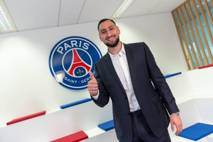 """باريس سان جيرمان يعلن تعاقده مع حارس منتخب إيطاليا """"دوناروما"""""""