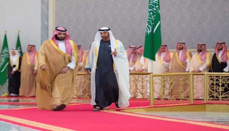 الخلاف السعودي الإماراتي