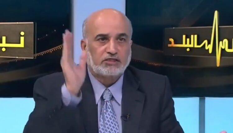 السفر الأردني السابق في إيران بسام العموش