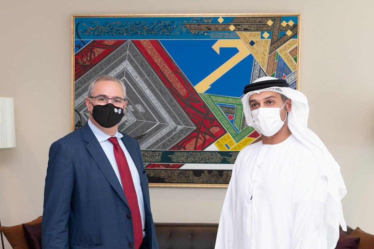 السفير الإسرائيلي في الإمارات
