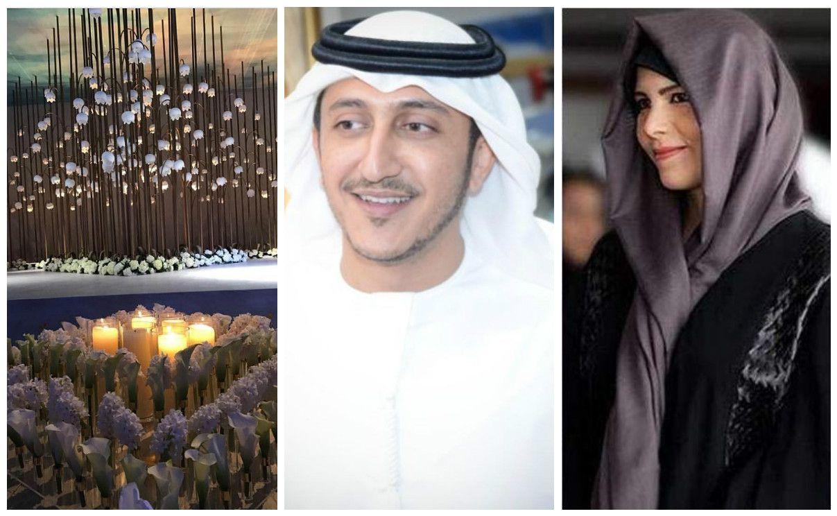 الشيخة لطيفة ابنة محمد بن راشد تحتفل بعيد ميلاد نجلها برفقة زوجها
