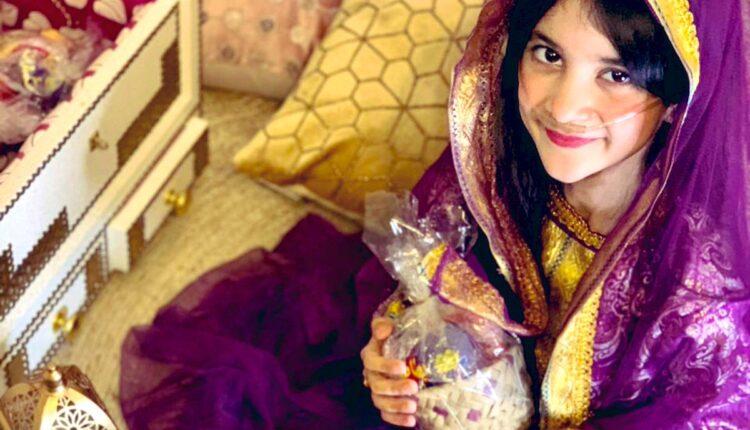 حملة عمانية لانقاذ الطفلة ميرال