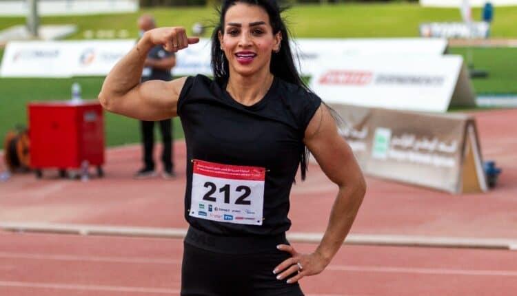 العداءة العراقية دانة حسين وتوضيح إيقافها عن أولمبياد طوكيو