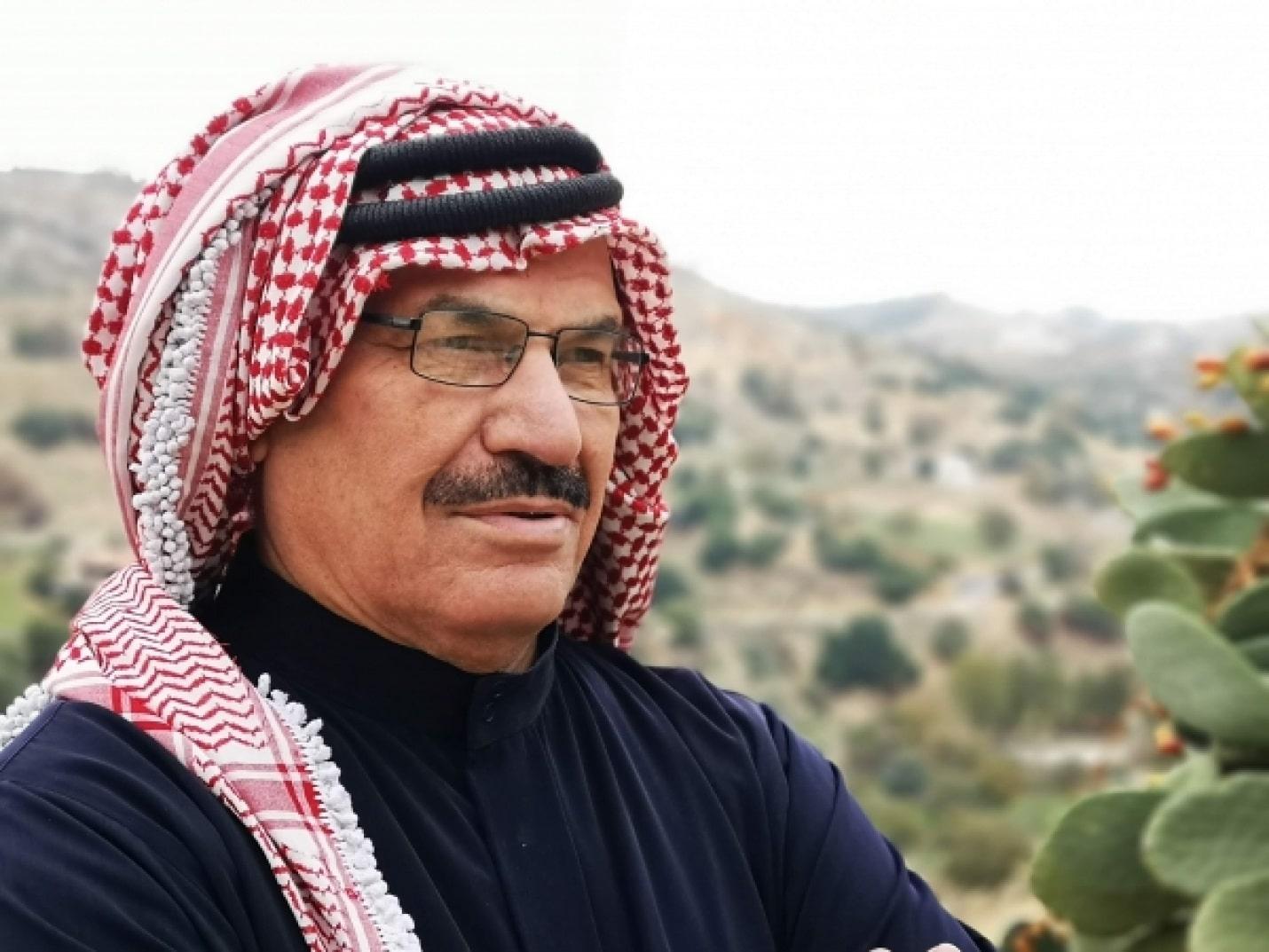 المعارض الأردني أحمد عويدي العبادي