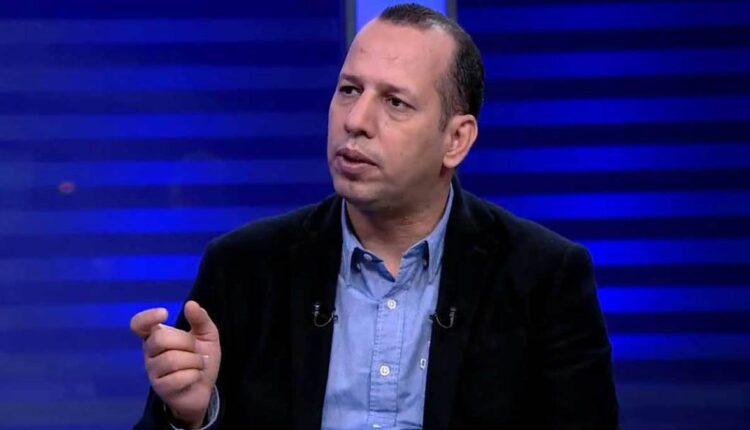 الناشط العراقي هشام الهاشمي