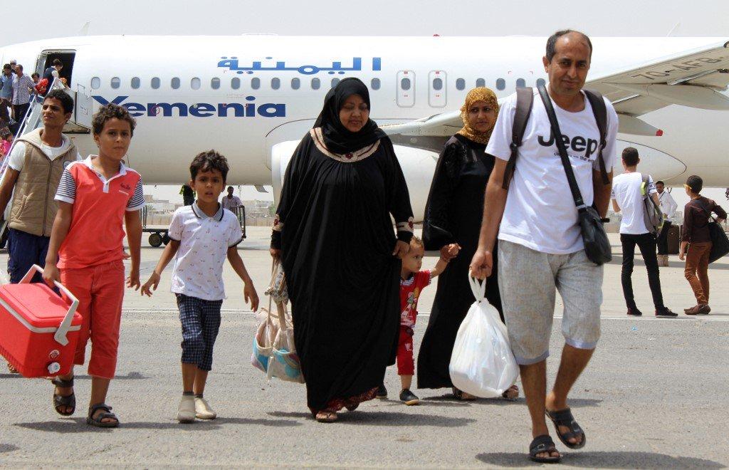 اليمنيون الذين أُجبروا على مغادرة السعودية يجدون ملجأً جديدًا في جيبوتي