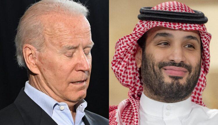 مضاوي الرشيد تكتب عن الاسباب التي تجعل جو بايدن يترك محمد بن سلمان في السلطة