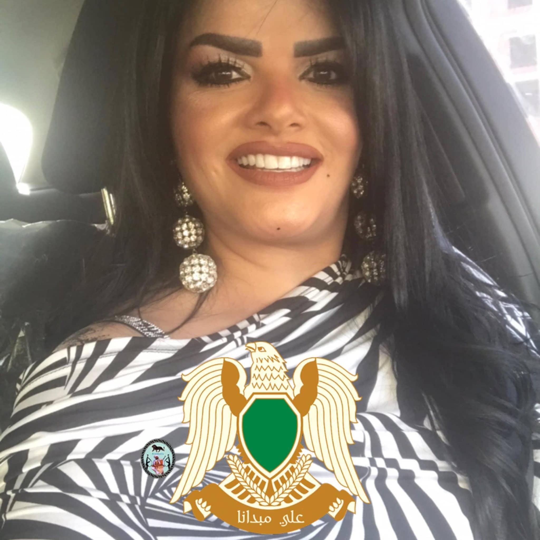 المحمودي حارسة القذافي