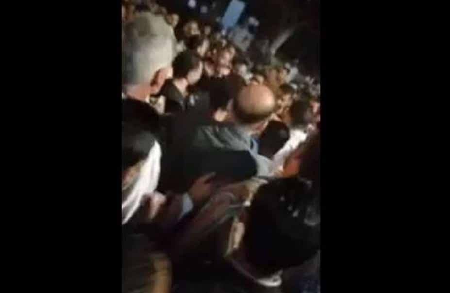 جنازة متوفي في مصر