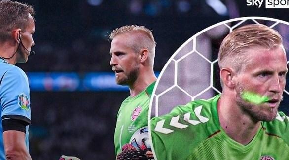 اليويفا يفتح تحقيق في مباراة إنجلترا والدنمارك في بطولة اليورو والسبب ؟!
