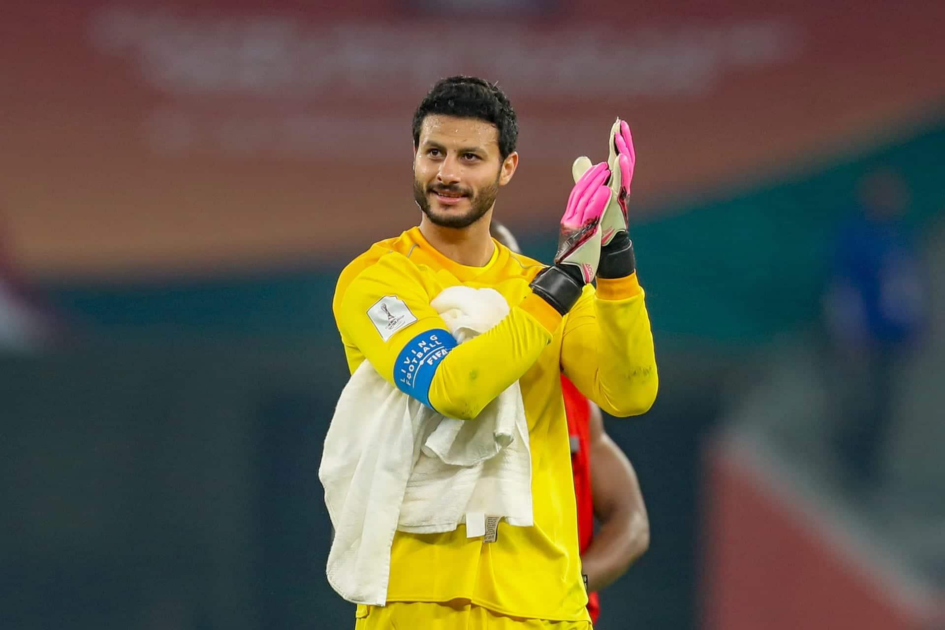 """محمد الشناوي حامي عرين منتخب """"الفراعنة"""" يصنع التاريخ في أولمبياد طوكيو"""