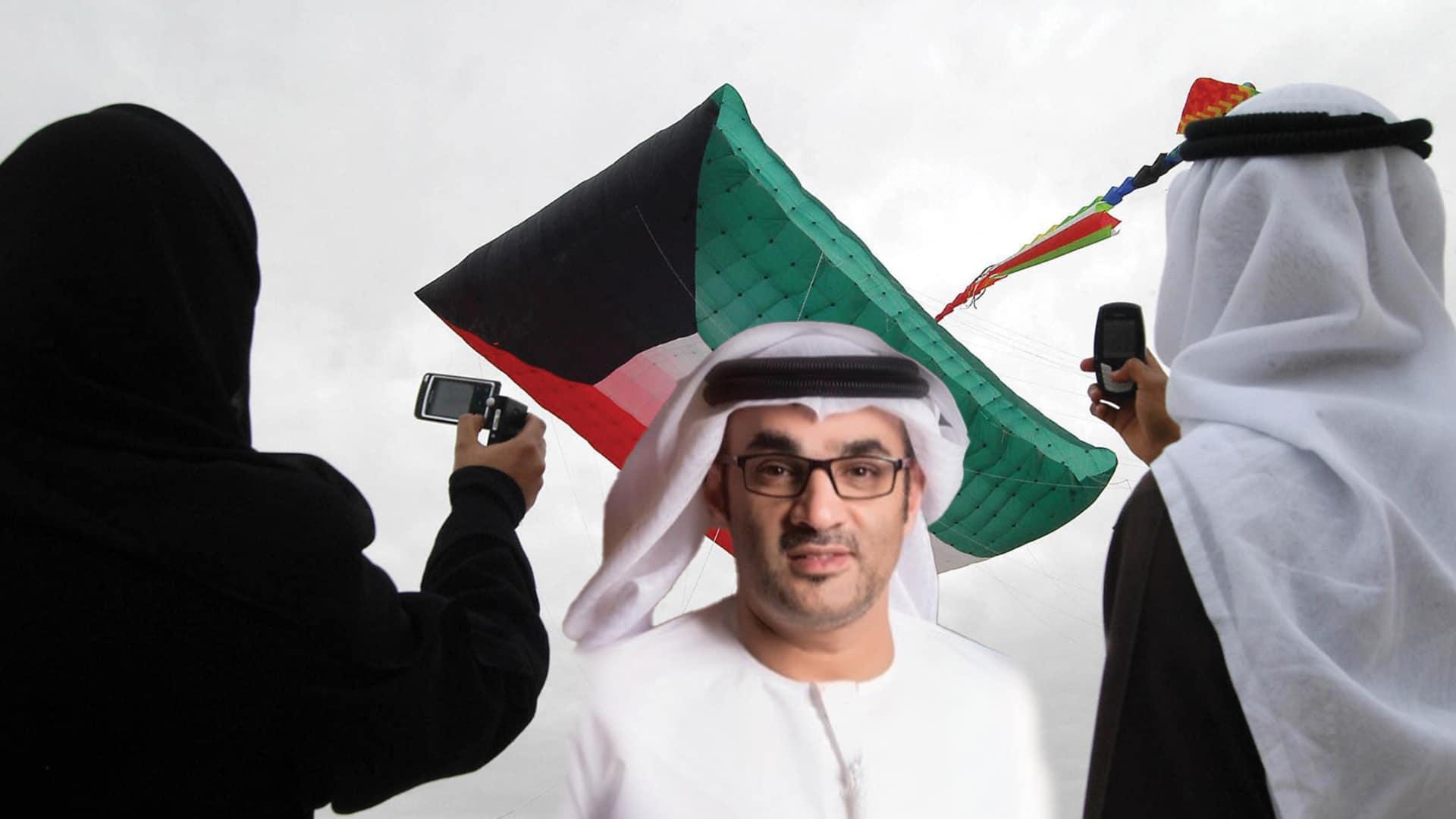 الإماراتي حسين مشربك يدعو لانقلاب في الكويت