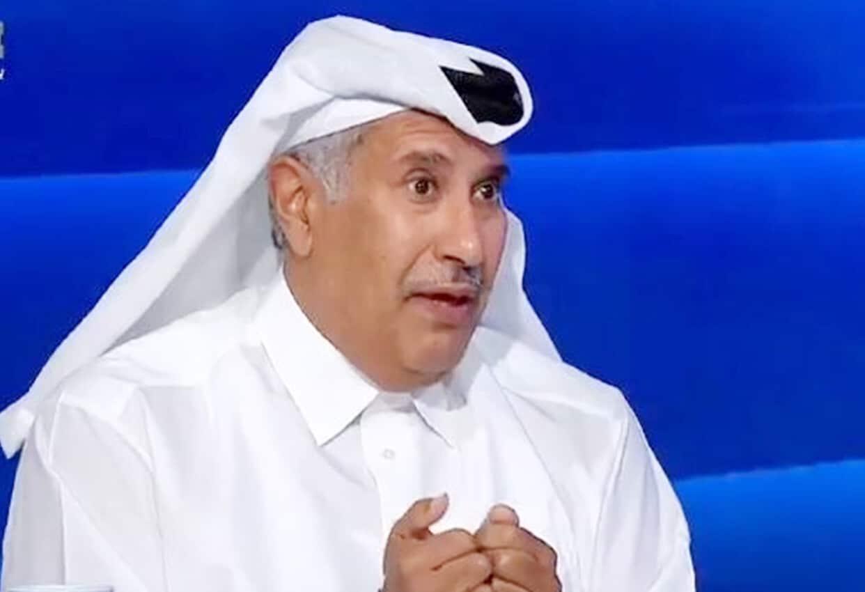 حمد بن جاسم يتحدث عن برنامج بيغاسوس التجسسي