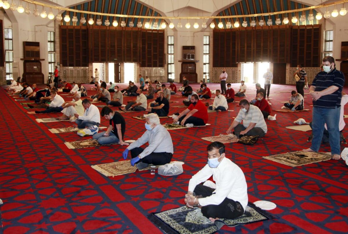 خطبة الجمعة في الأردن