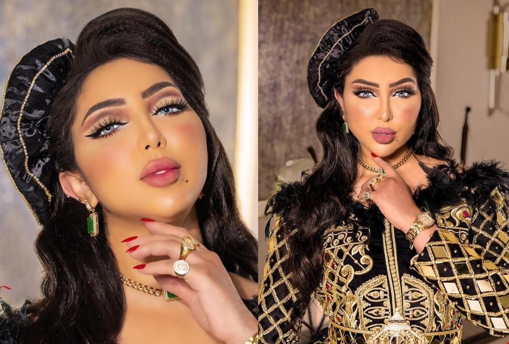 الاطلالة الأخير للفنانة المغربية دنيا بطمة خلال مشاركتها واحيائها حفل زفاف في مدينة الفنيدق
