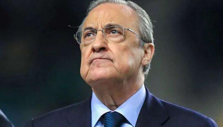 رئيس ريال مدريد فلورنتينو بيريز والتسريبات الصوتية
